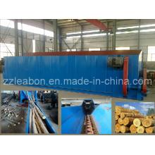 5-8 tonnes par heure Machine d'épluchage d'écorce d'arbre
