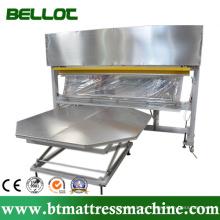 Экономические матрас ПВХ пленка упаковочная машина для матраса поставщик Bt - 26c