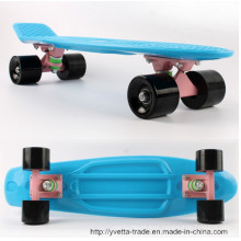 Plastic Skateboard with En 13613 Certification (YVP-2206)
