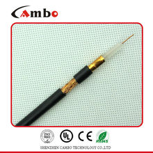 Hot-sale in us market solid bare copper rj11 coaxial cable