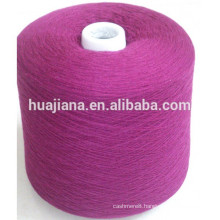 95 colors stock service 100% cashmere dyeing yarn