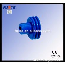 Automotive silicone rubber part