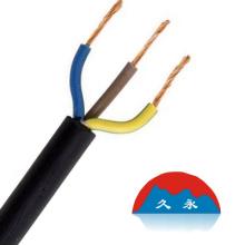 Электрический провод Гибкий мягкий медный провод Изоляция из ПВХ ПВХ оболочка Roud Wire