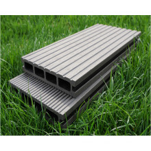 Europe Standard Outdoor Hollow WPC Decking