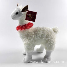 Plush Innovative Design lama with Logo
