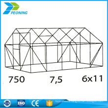 big greenhouse 750 polycarbonate sheet 2017 popular greenhouse