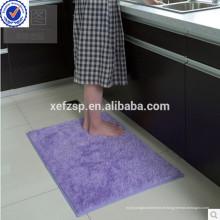 Tapis de sol anti-fatigue en microfibre d'eau moderne