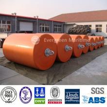 Defensas certificadas de la espuma de la piel de Pu / rubber PE / EVA del alto rendimiento