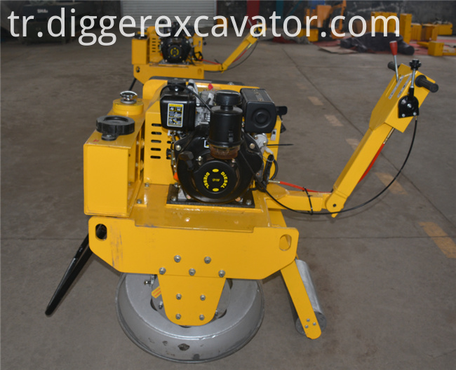 Hand Type Vibratory Roller