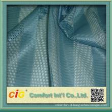 2014 novo design popular de alta qualidade mais barato malha futebol jersey tecido