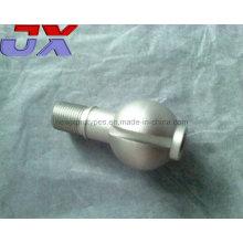 Латунь CNC поворачивая /CNC латуни поворачивая/ подвергая механической обработке часть