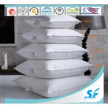 Стандартная силиконизированная подушка из дешевого полиэфирного волокна для США