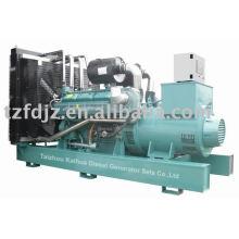 Conjunto de generador Wudong de 400 kW
