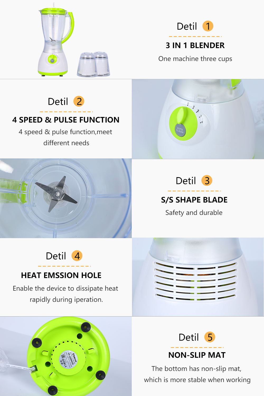 High efficiency juicer