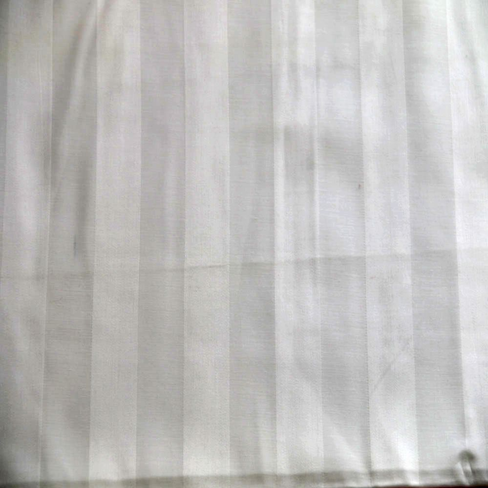Pillow White Fabric Cotton