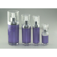 Oval Shape Lotion Bottles L040H