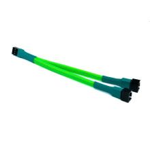 3pin Y Splitter Fan elektrische Kabelbaum