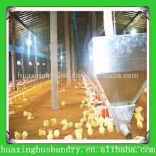 Melhor qualidade e preço barato frango de frango sistema de piso elevado levantado