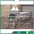 Máquina de cozinhar alimentos Máquina de esterilização Blancher frutas e vegetais