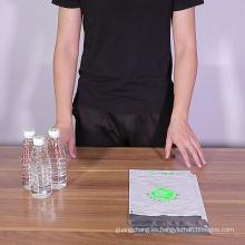 Bolsa de plástico biodegradable con autocierre para ropa