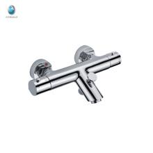 KWM-03 super qualidade banheiro bronze sólido para família misturador de faucet montado na superfície tipos modernos de torneiras de misturador de chuveiro de banho