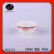 Cerâmica tigela de ramen, tigela de arroz coreano cerâmica, tigela de cerâmica por atacado