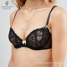 bangladeshi hot sexy photo thin sex woman cotton bra Sexy Lace Boned Under Wire Bra