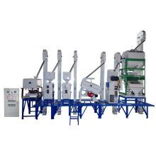 Máquina de moinho de farinha de arroz paddy
