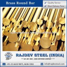 Compre buena calidad de la barra redonda de latón para diversas aplicaciones