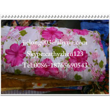 100% Polyester Printed Stock Fabric for Sheeting