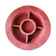 Eisen-Sandguss-Teil für Maschinen