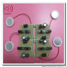 Disco de Difusor de Aroma Ultra-sônico Micropore