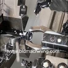 CNC Turning Machining Plastic Rod