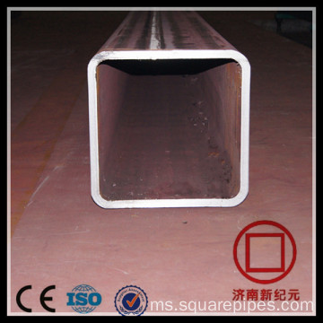 Hollow Seksyen Paip Steel Rectangular Tube