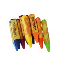 artiste professionnel dessin gros crayons, crayon de cire en vrac