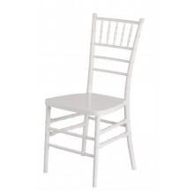Cadeiras do evento da cadeira de 4pk Tiffany cadeiras de Chiavari preside as cadeiras brancas - auto montadas