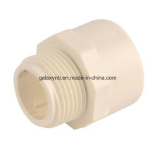 Hochwertige PVC männlich Thread Plug für Wasser geben