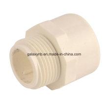 Alta qualidade PVC macho rosca Plug para dar água