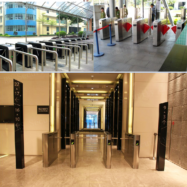 Security Tripod Turnstiles