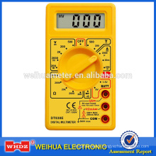 Popular Digital Multimeter DT830E CE CAT I with battery tester buzzer