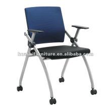 T-083SHL-F chaise de réunion avec roulettes