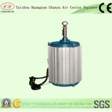 Motor de aluminio evaporador del refrigerador de aire (CY-motor)