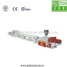 Máquina de extrusión de tubos UPVC / PVC