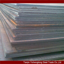 Wholesale Chine !!! Bon marché Q345E laminé à chaud faible plaque en acier allié / tôle d'acier