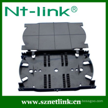Good use fiber optic patch panel fiber splice tray