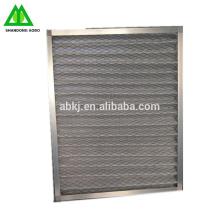 Filtro de aire lavable G4 de material sintético