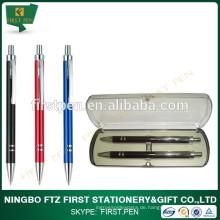 Schule Schreibwaren Aluminium Stift Und Bleistift Set