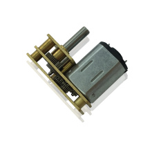 50 RPM PMDC Geared Motor For Small Robot