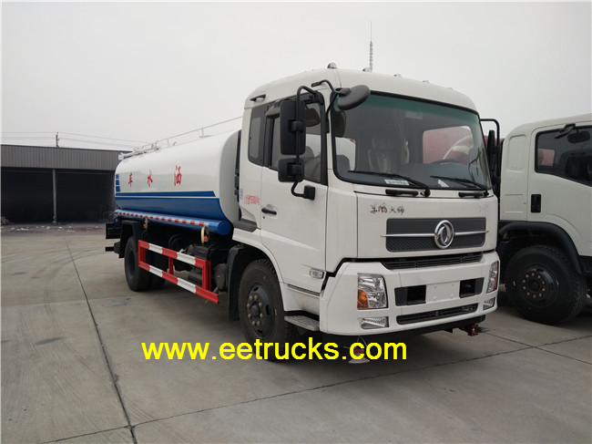 Dongfeng Water Tank Vehicles