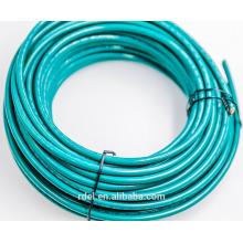 THHN проводник меди кабеля Термопластичный нейлон изолированный силовой кабель